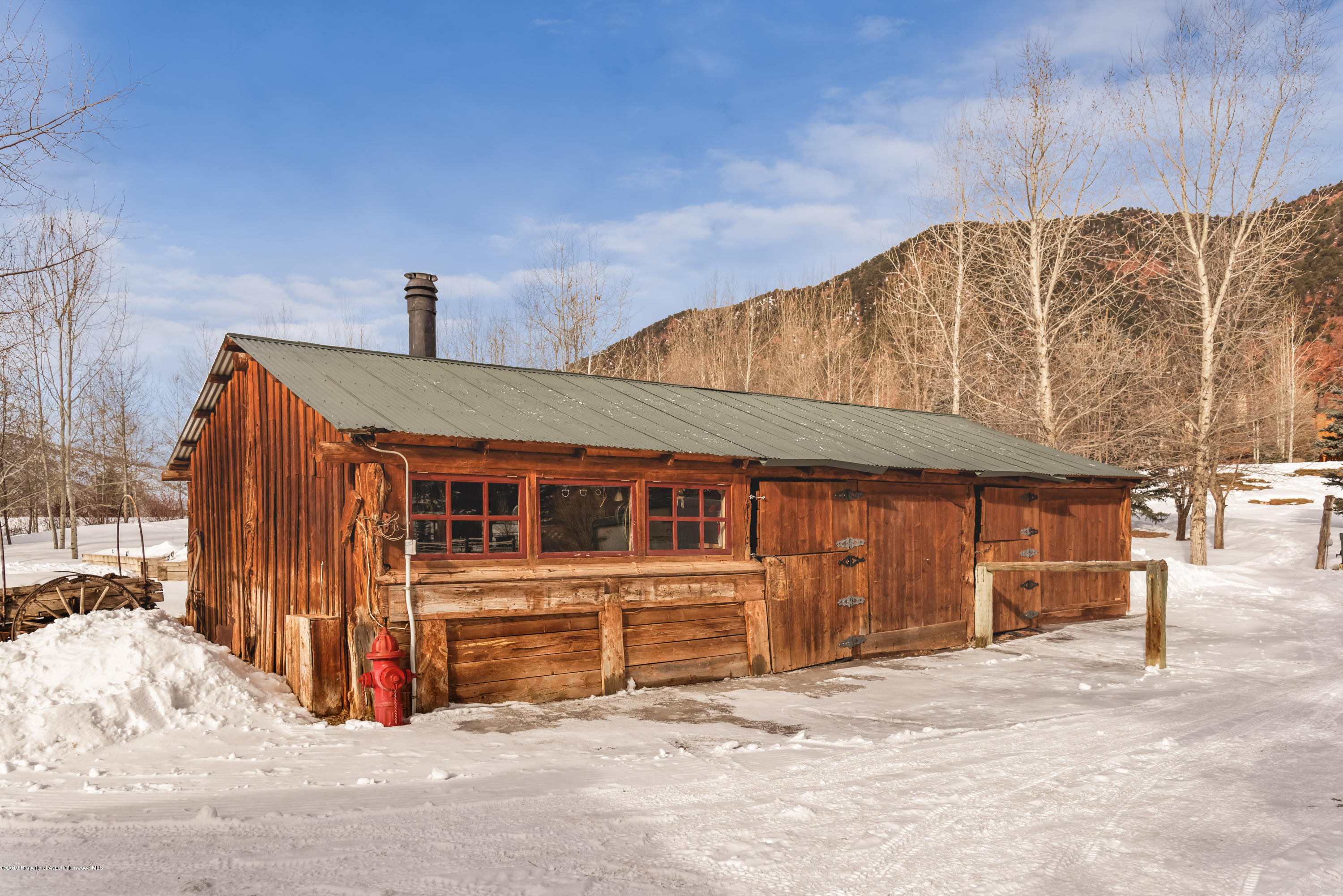 MLS# 135595 - 78 - 50 E River Ranch Road, Snowmass, CO 81654
