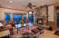 Unit 35 Pitkin Mesa Living Room
