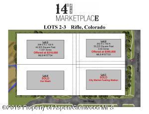 1415 Railroad Avenue, Lot 3, Rifle, CO 81650