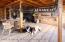 Barn play room