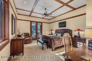 Guest Master Suite on Main Floor