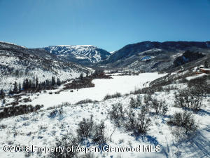 Winter in Old Snowmass