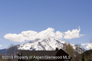 Mt. Sopris from home
