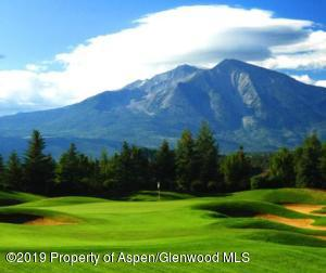 Mt Sopris view from Hole 11