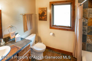 Guest Bathroom Tub and Shower
