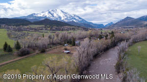 River and Sopris View