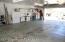 Garage interior.