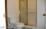 Upper master bath