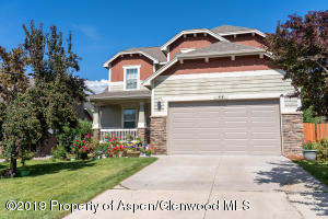 44 Kit Carson Peak Court, New Castle, CO 81647