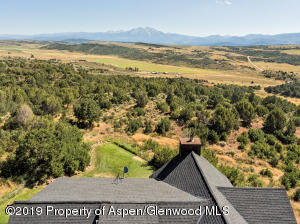 yard and sopris view
