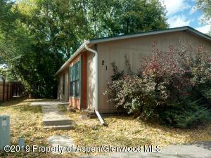 125 Center Drive, #21, Glenwood Springs, CO 81601