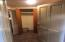large coat closet to use for off season clothes or all your ski coats!