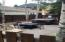 common area hot tub, fire pit and gas grill