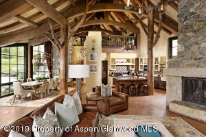Woody Creek Estate | 5 BD 5850 SqFt