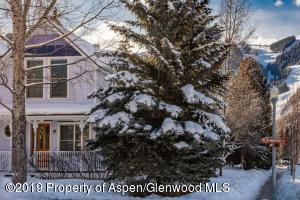 101 E Bleeker Street, Aspen, CO 81611
