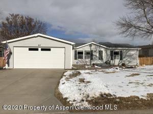 97 Mineral Springs Circle, Parachute, CO 81635
