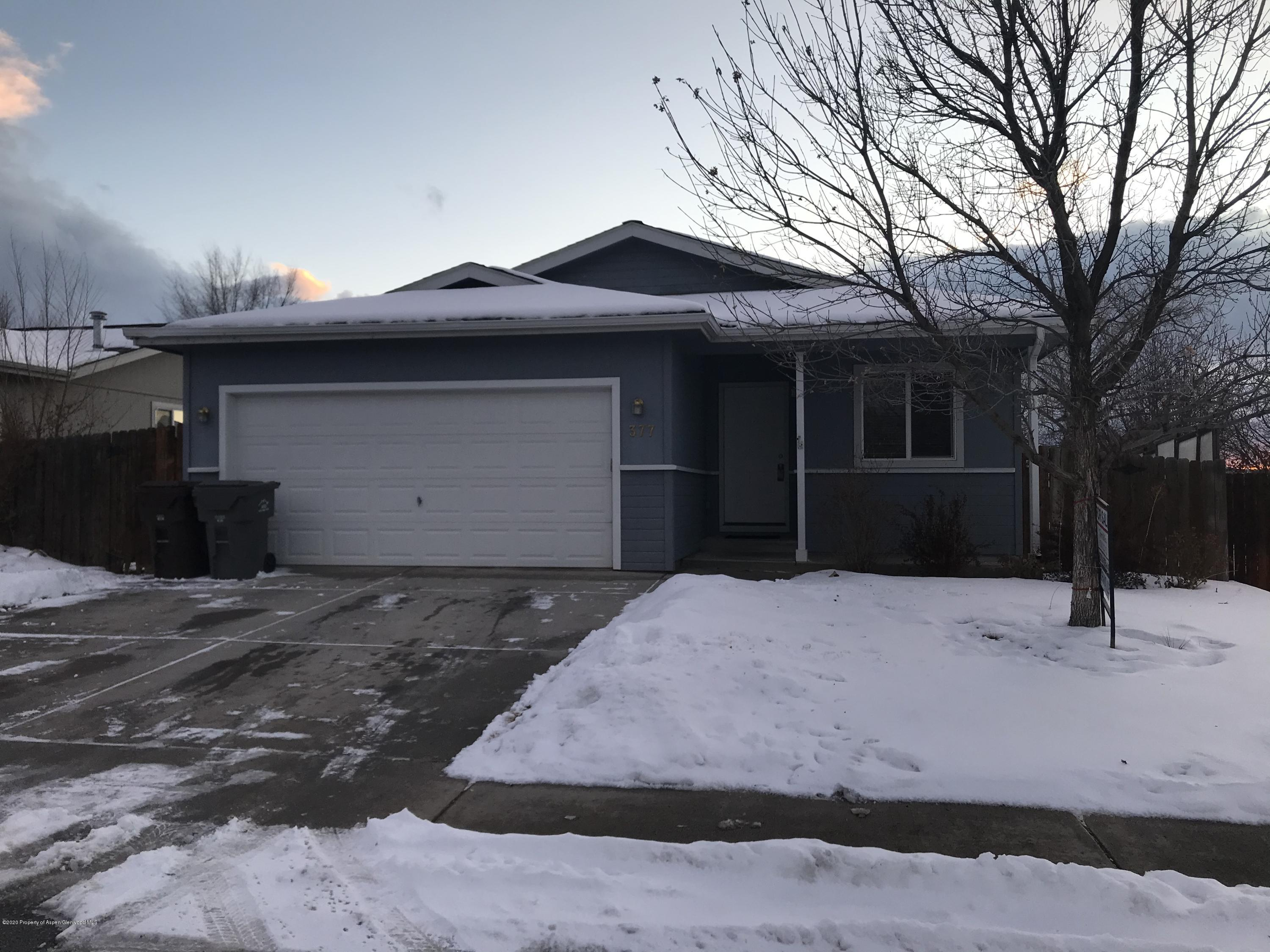 377 W Orchard Avenue, Silt, CO 81652
