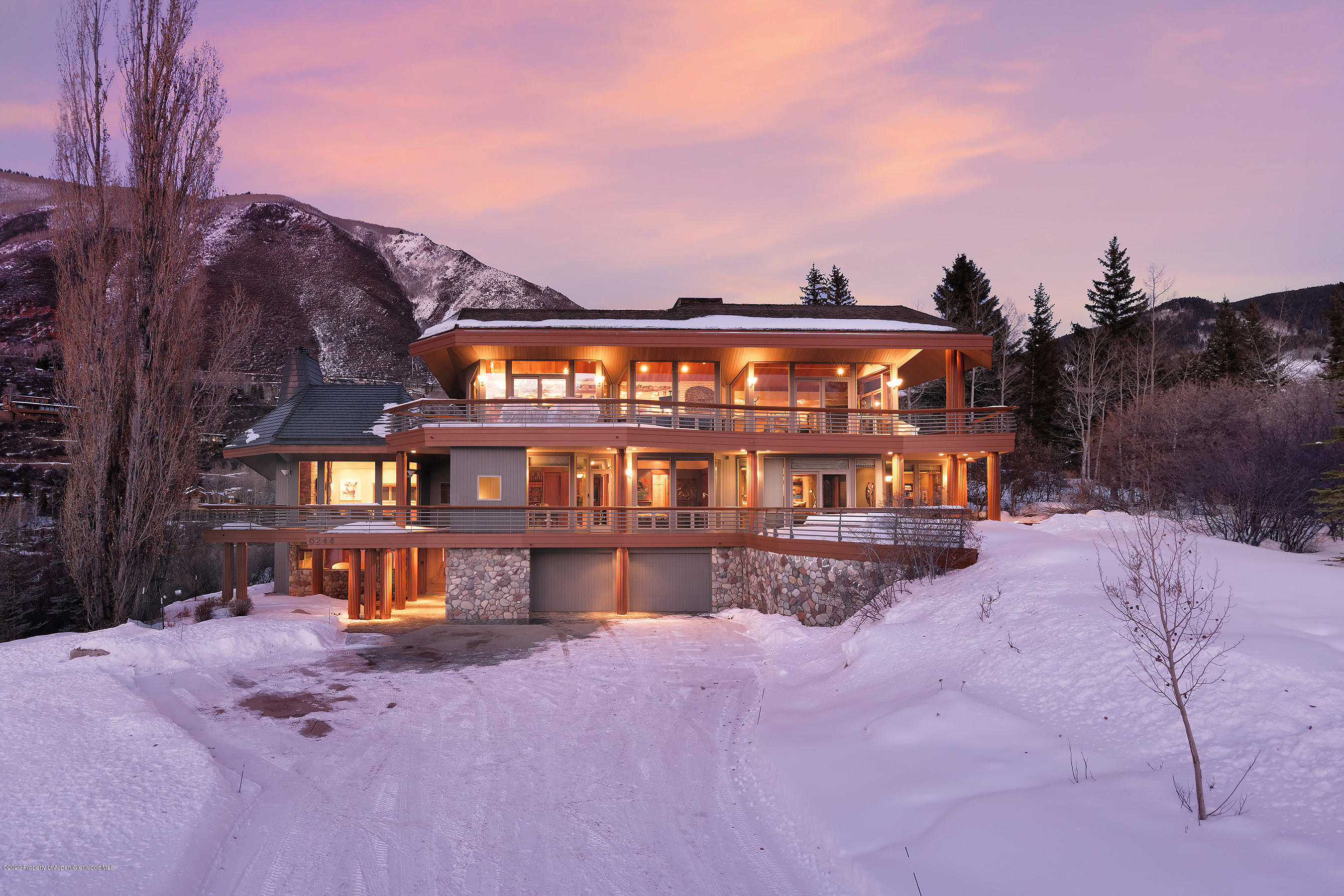 244 Ridge Road, Aspen, CO 81611