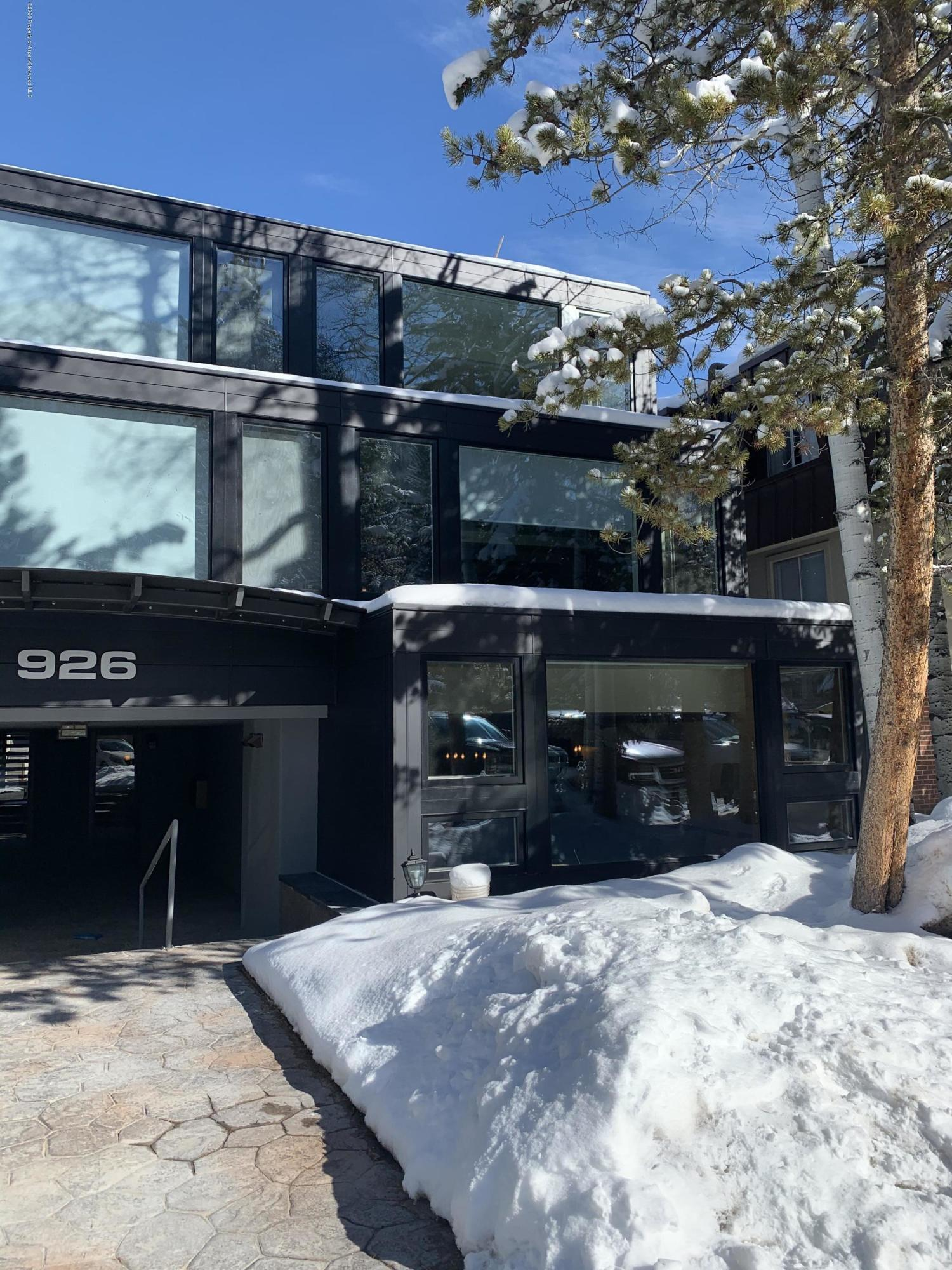 926 Waters Ave. #102, Aspen, CO 81611
