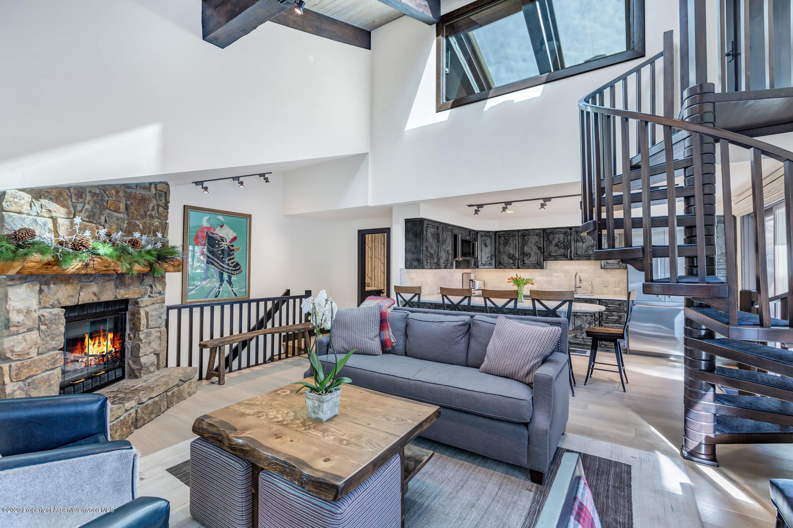 125 E Hyman Avenue #3-A, Aspen, CO 81611