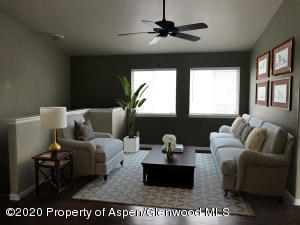 See the possibilities with this staged photo of the living room