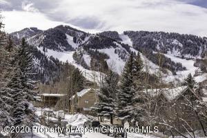 Incredible Aspen Mountain Views