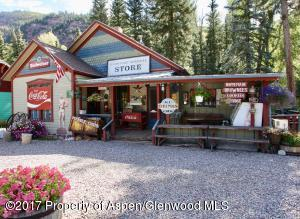 Redstone General Store exterior; located on Redstone Boulevard