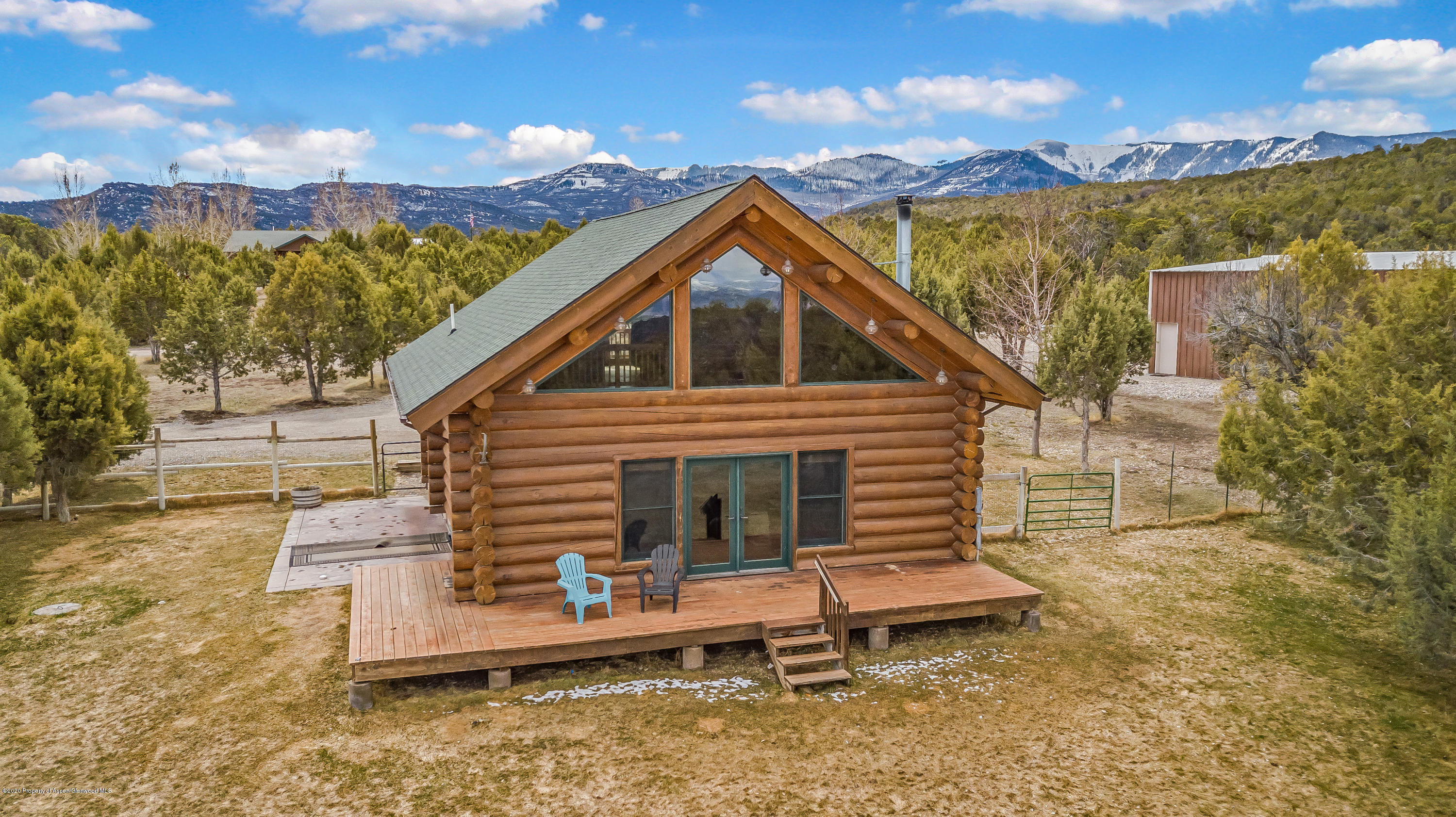 1132 S Cedar Springs Ranch Road, Rifle, CO 81650