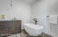 Master Bath and Soaking Tub