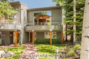 1018 E Hopkins Avenue, B, Aspen, CO 81611
