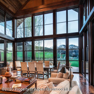 Great Room with stunning views