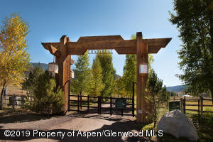 Chaparral Gated Entrance