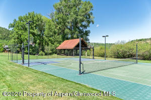 Tennis/ Basketball Courts