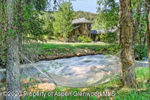 Relax by Woody Creek
