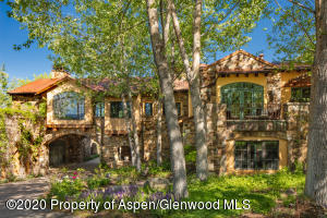 835 Red Mountain Road, Aspen, CO 81611