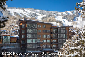 One Snowmass West Exterior