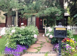 735 W Bleeker Street, Aspen, CO 81611