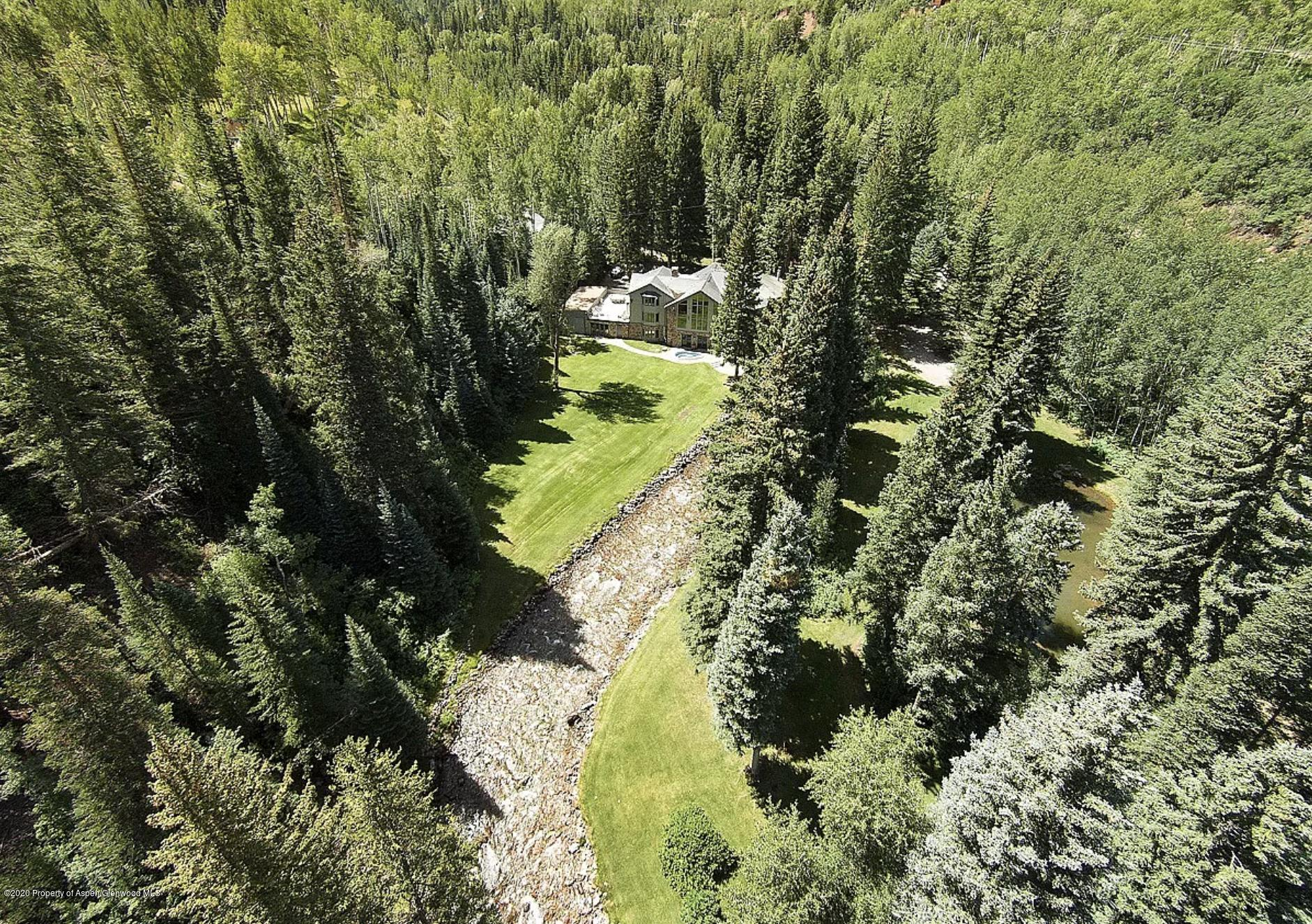 201 Midnight Mine Road, Aspen, CO 81611