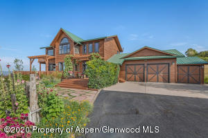 735 Mountain View Road, Carbondale, CO 81623