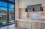 Well-appointed and luxurious contemporary rustic finish package featuring Gaggenau kitchen appliances