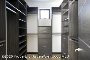 Builders completed work on previous spec home. (similar finishes) Custom designed closets