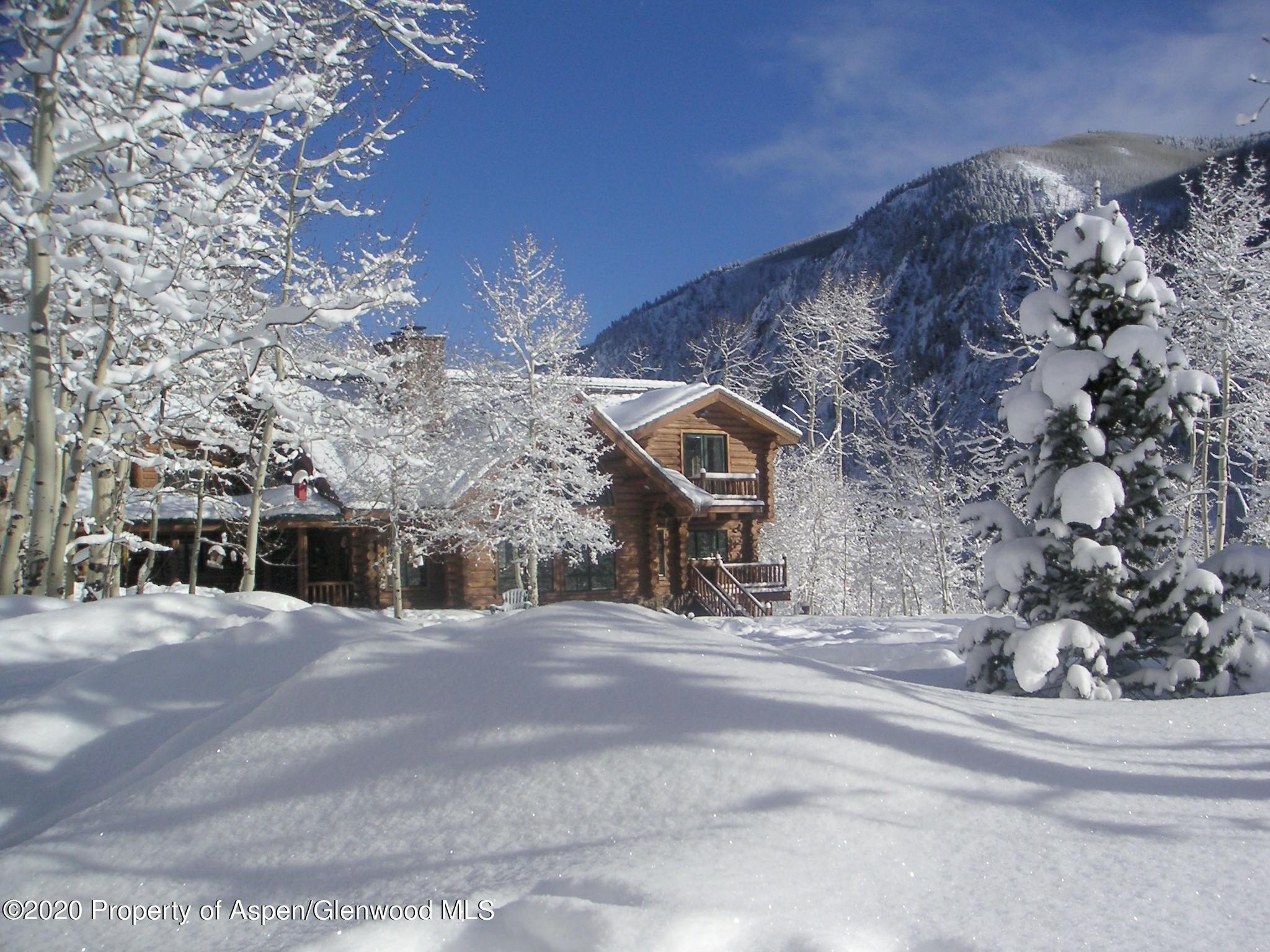 301 Conundrum Creek Road, Aspen, CO 81611
