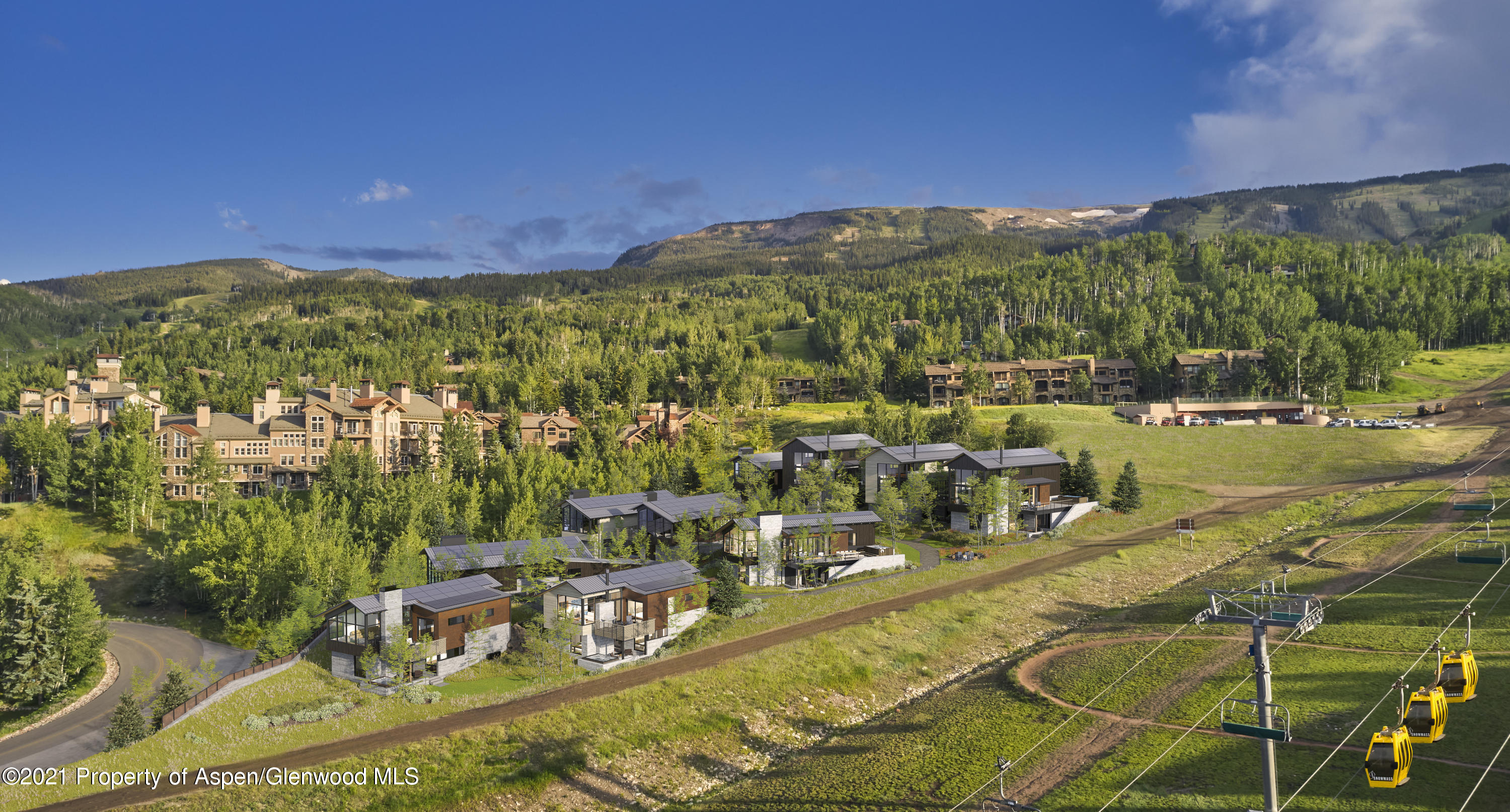 411 Wood Road #3, Snowmass Village, CO 81615