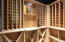 Separate A/C Unit to temperature control your wines