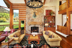 Traditional design with fine European touches