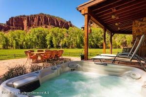Enjoy views from the comfort of your hot tub