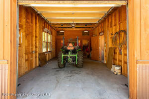 Plenty of space for your toys or horsing equipment
