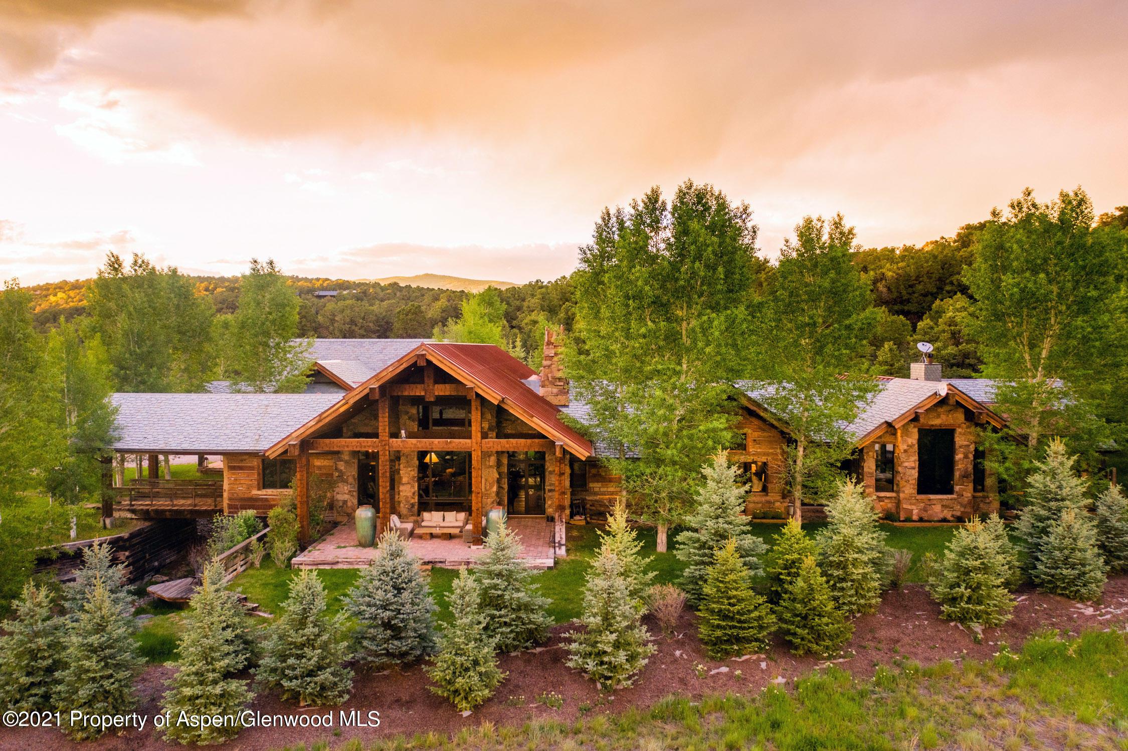 665 Callicotte Ranch Drive, Carbondale, CO 81623