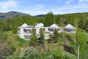 821 Cluny Road, Aspen, CO 81611