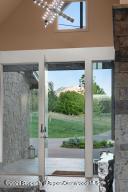 Entry 18' custom steel door